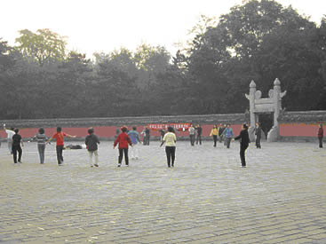 QiGong in Peking